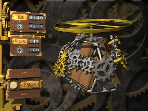 Cogs Flying Machine