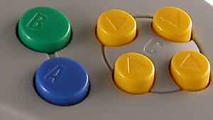n64 Buttons