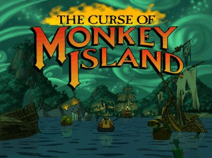Curse Of Monkey Island Logo