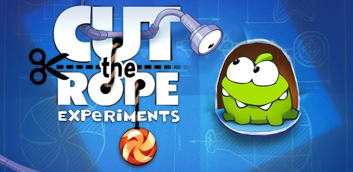 cut the Rope Experiments Cover