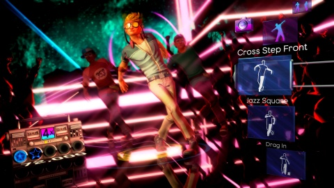 Dance Central Commodores Brick House