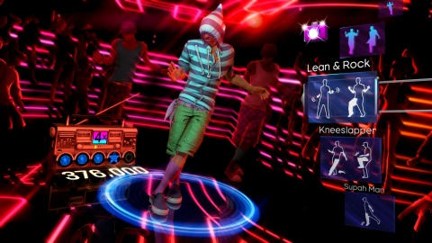 Dance Central Soulja boy Crank That