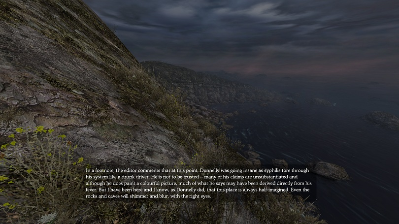 Dear Esther 02 Coast Line