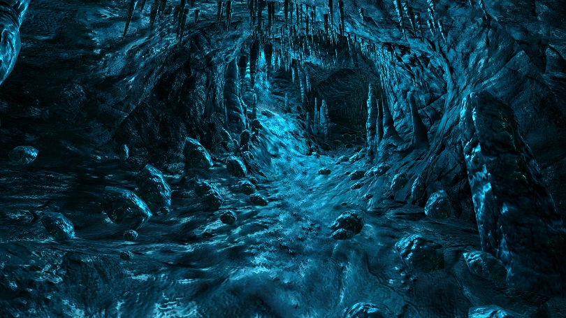 Dear Esther 05 Winding Tunnel