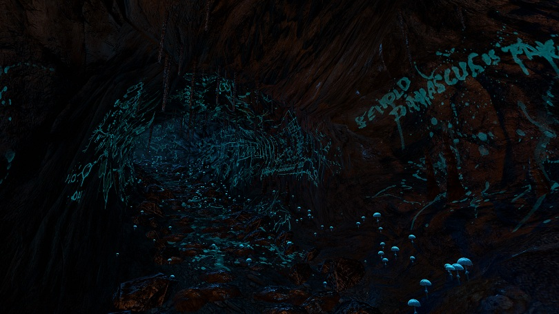 Dear Esther 09 Painting Madness