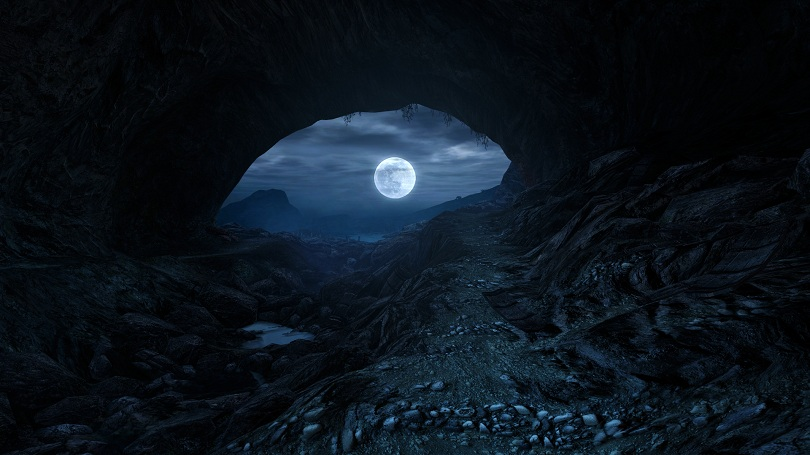 Dear Esther 10 Exit Moon