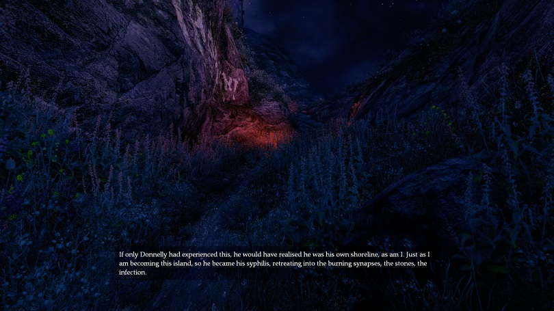 Dear Esther 14 Approaching end