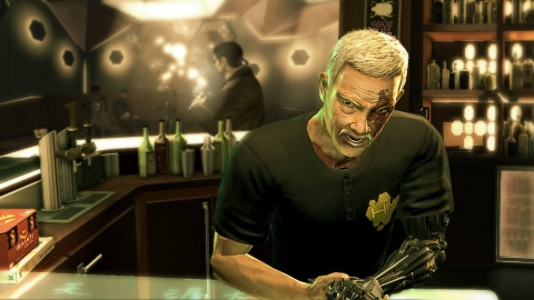 Deus ex Human Revolution Augmented bar