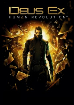 Deus ex Human Revolution Cover