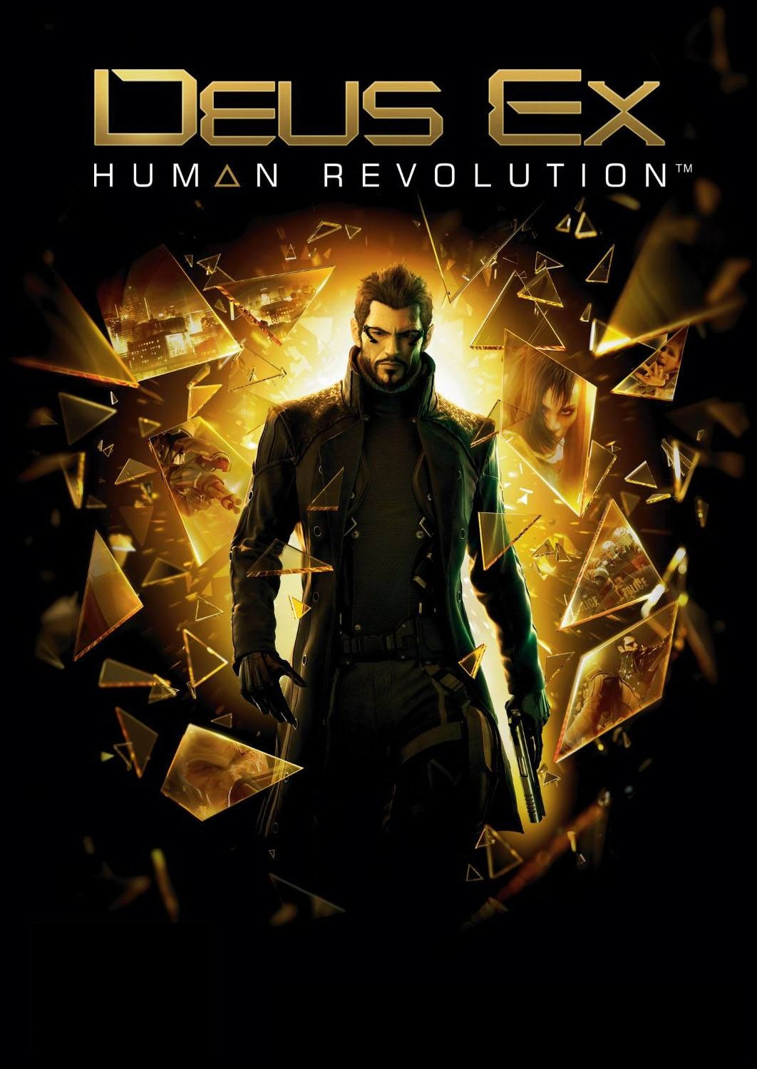 Deus Ex Human Revolution Full Review The First Hour