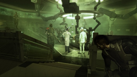 Deus ex Human Revolution Sneaky Science