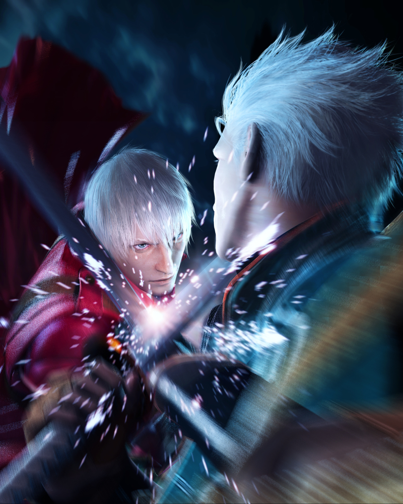 Devil may cry 3 Clash