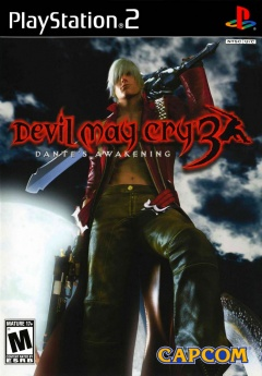 Devil May Cry 3: Dante's Awakening Cover