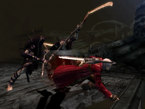 Devil may cry 3 Dash