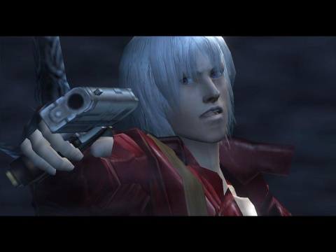 Devil may cry 3 Pistol