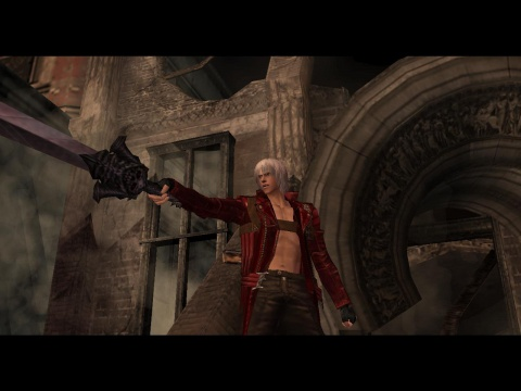Devil may cry 3 Point
