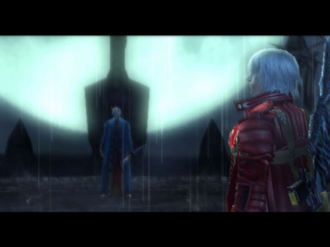 Devil may cry 3 Rain