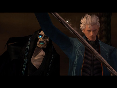 Devil may cry 3 Vergil Demon