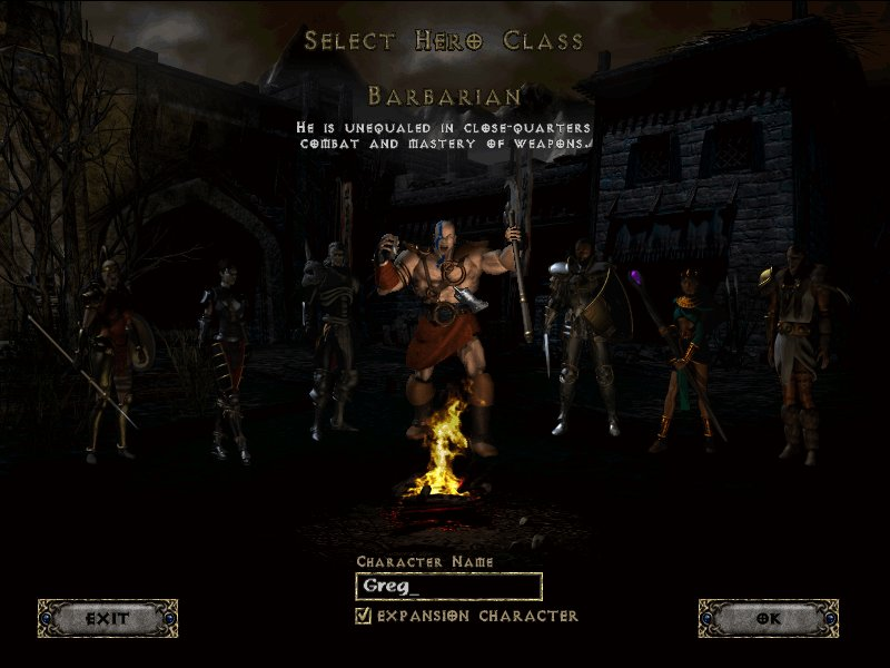 Diablo II   First Hour Review   The First Hour