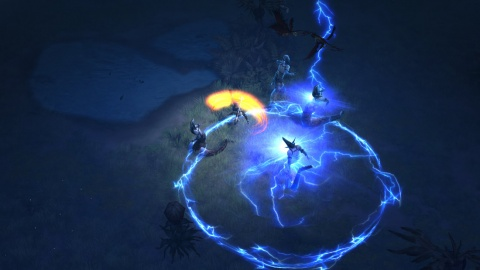 Diablo 3 Monk Lashing Tail