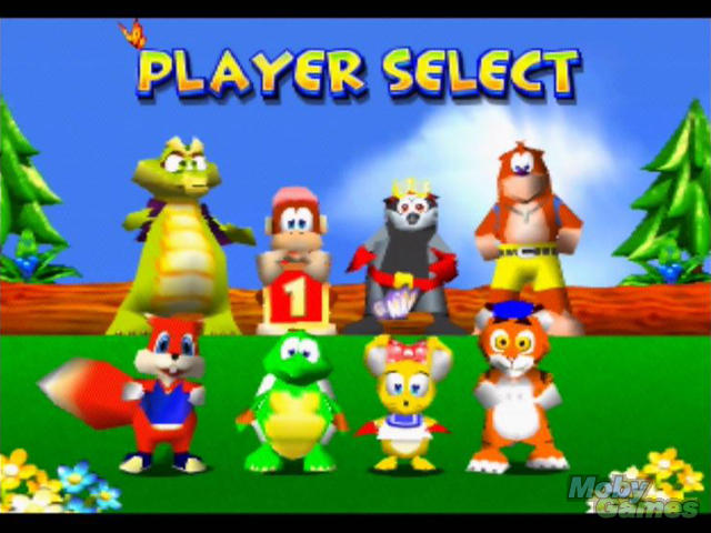 Diddy Kong Racing First Hour Review The First Hour