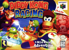 Diddy Kong Racing Cover