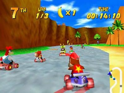 Diddy Kong Racing | First Hour Review | The First Hour
