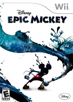 Disney Epic Mickey Cover