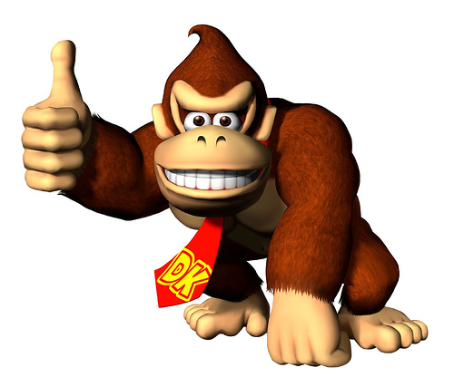 dk Jungle Climber Thumbs up