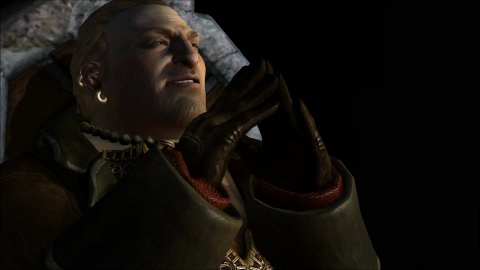 Dragon age 2 Varric Interrogation