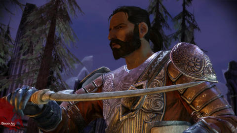 Dragon Age Origins Duncan Sword