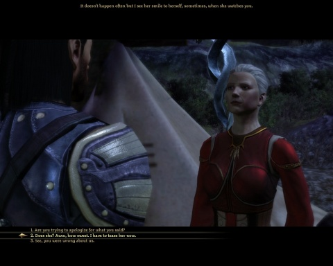Dragon age Origins Small Text
