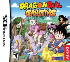 Dragon Ball Origins Cover