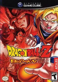Dragon Ball Z: Budokai Cover