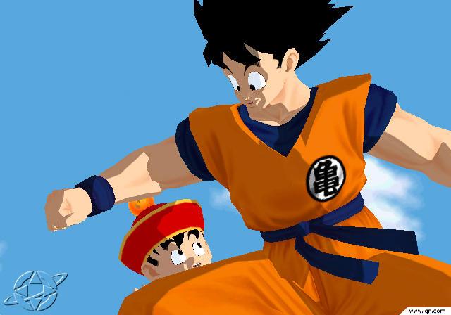 dragon ball z kai gohan. Dragon Ball Z: Budokai | First