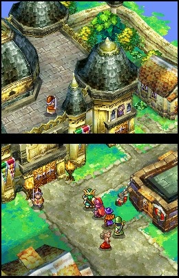 Dragon Quest 4 Castle