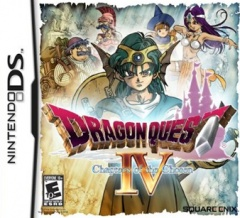 Dragon Quest 4 Cover
