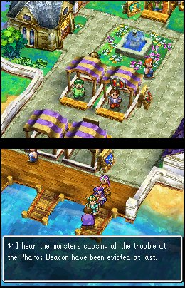Dragon Quest 4 Port