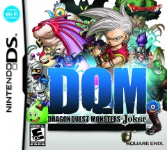 Dragon Quest Monsters Joker Cover