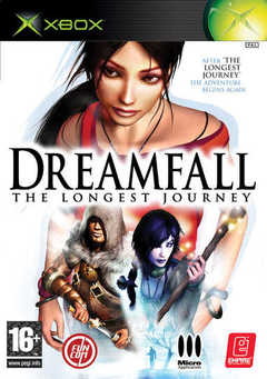 Dreamfall: The Longest Journey Cover