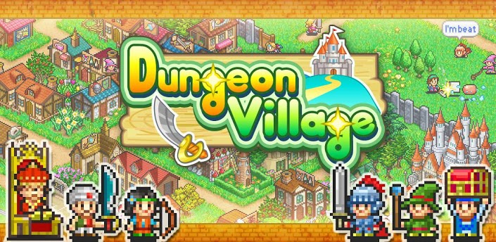 Dungeon Village Cover