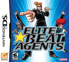 Elite Beat Agents Cover