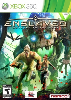 Enslaved Odyssey to the West Cover