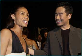 Enter The Matrix Niobe Jada Pinkett Smith Ghost Anthony Wong