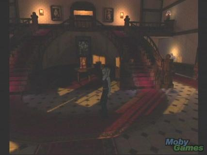 Eternal Darkness Alex Explore Mansion