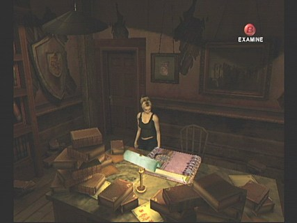 Eternal Darkness Alex Secret Room