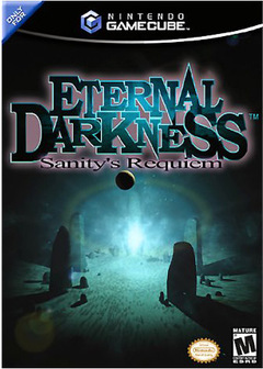 Eternal Darkness: Sanity's Requiem Cover