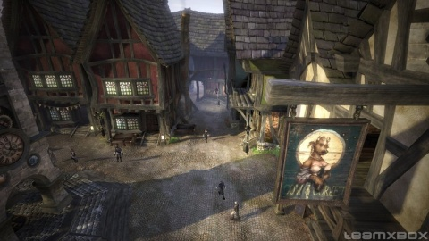 Fable 2 Bowerstone