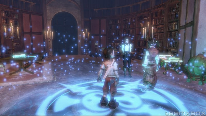 Fable 2 Castle Fairfax Lucien