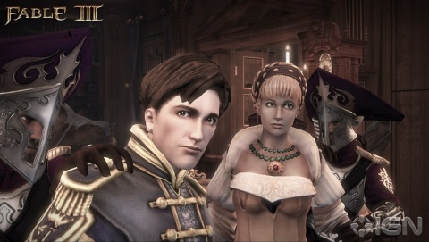 Fable 3 Prince Girlfriend